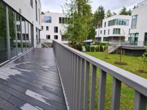 turvapiirded rodupiirded terrassipiirded trepipiirded metkon tallinn merekalju