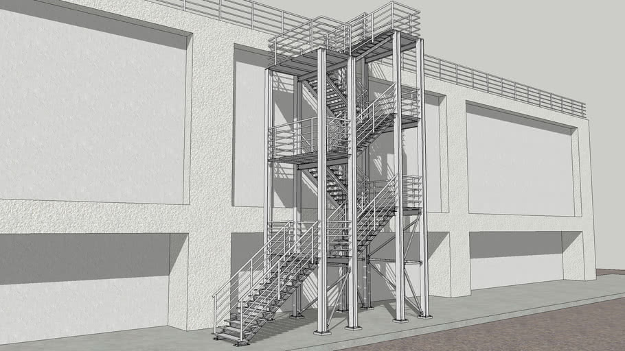 treppide ja piirete projekteerimine metkon projekt